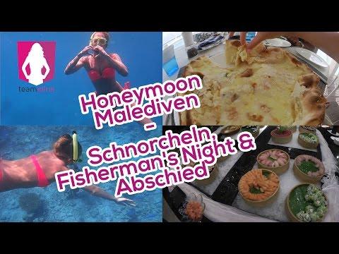Honeymoon #4 Malediven - Schnorcheln, Fisherman's Night & Abschied | Alina Privat | www.size-zero.de