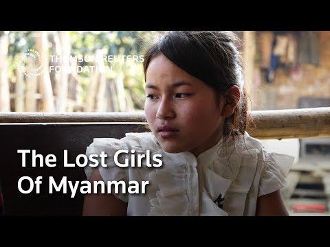 Xxx Mp4 The Lost Girls Of Myanmar 3gp Sex