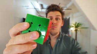 Apprendre à faire un rubik's cube en 10 minutes (vidéo très dure à comprendre)