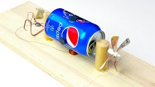 How to Make Simple Electric Motor in 5 minutes