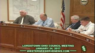 LORDSTOWN Mayor Solicitors Reports to Council - Report of New Lordstown Power Plant