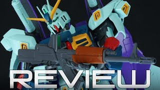 Yes, That's A Gundam WIth An AK-47! - MG RE-GZ Custom Review