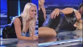 Maryse Ouellet 8.9.2016 (Smackdown)