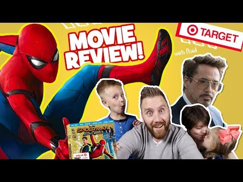 Xxx Mp4 Spider Man Homecoming Family Movie Review Exclusive Spider Man Comic Book 3gp Sex