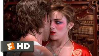Big Trouble in Little China (4/5) Movie CLIP - Rescuing Gracie (1986) HD