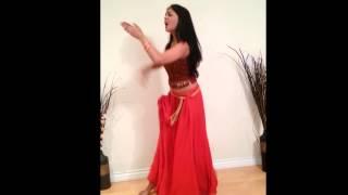 Gup Chup Gup Chup  Karan Arjun  Bollywood Dance