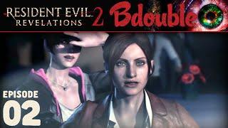 Resident Evil Revelations 2 - Episode 1 Gameplay :: Part 2 (Walkthrough)
