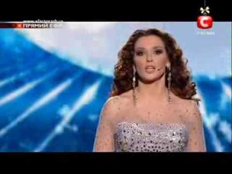 «The X-factor Ukraine» Season 3. Final live show. part 1