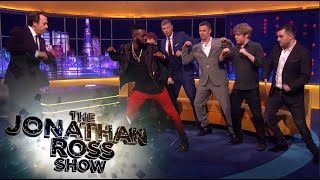 "Jason Derulo - ""Get Ugly"" Dance Tutorial - The Jonathan Ross Show"