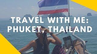 Travel Vlog: Phuket - Tigers, Tourists & Thai New Year (Songkran Festival)!