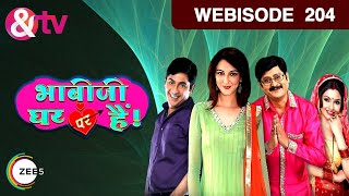 Bhabi Ji Ghar Par Hain - Hindi Comedy Serial | Episode 204 - December 10, 2015 - Webisode