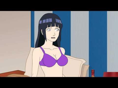 Cartoon Hook-Ups: Naruto and Hinata