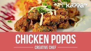 Chicken Popos - Creative Chef - Kappa TV