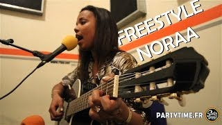 NORAA - Freestyle at Party Time Reggae Show - 13 AVRIL 2014