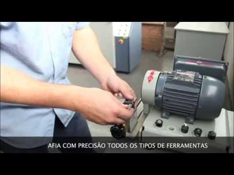 RH 60 Afiador universal de ferramentas Rhema Máquinas