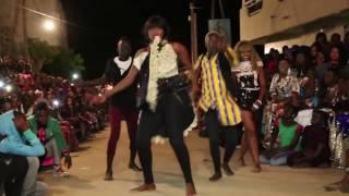 Le Grand Sabar de Dada de Dikoon: Nabou Léye toute sexy