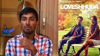 Loveshuda Movie Review 2016 Girish Navneet Naveen