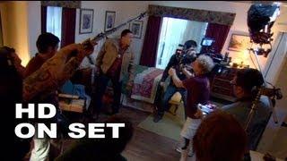 Grimm Season 3: Behind the Scenes of the Premiere (Broll) - David Giuntoli, Sasha Roiz
