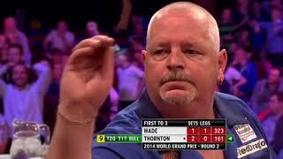 James Wade - The Unluckiest Man in Darts