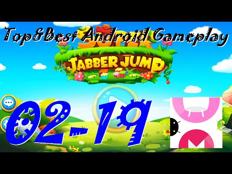 Super Jabber Jump Android Gameplay World 02-19