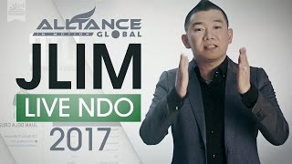 JLim Live NDO 2017 (AIM Global)