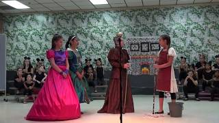 Cinderella Kid Play @ John M.Andersen Elem. School.Trina Forti played as Perla