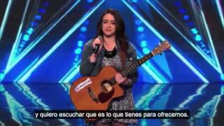Anna Clendening Aleluya America Got Talent Subitulado español