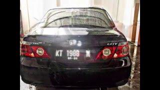 Dijual Honda City 2006 Manual Hitam Samarinda http://www.xmahakam.com/