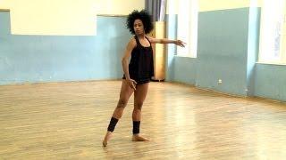 Cuban Contemporary Dance Technique