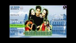 Main Hoon Na movie Audio Jukebox:Straing: Sahrukh Khan & Susmita shane