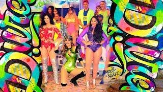 El Pendenciero - Caroline Aquino,Dannelis Veras y Yubelkis Peralta ¿Quien Gano bailando - Dura