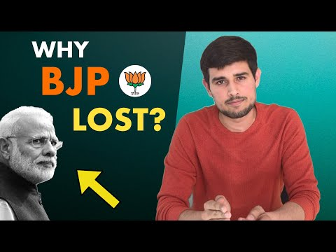 Why BJP lost the 2018 Elections Harsh Reality about why Indians are fed up of BJP Dhruv Rathee