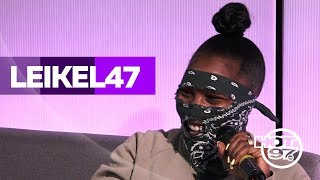 Leikeli47 On Her Mask, Wash&Set + Dying Everyday