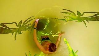 Interactive ANAKONDA Water Slide at Tarnowskie Termy