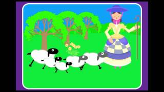 Teletubbies Game Little Bo Peep