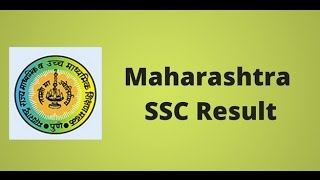 Maharashtra Board SSC Result 2018 Declared mahresult.nic.in