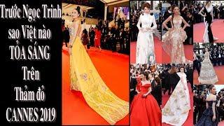 Trước Ngọc Trinh, mỹ nhân Việt nào tỏa sáng tại Cannes????