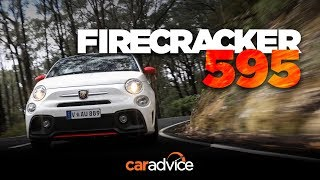 2018 Abarth 595 review: First look!