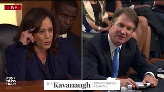 Key moments from Brett Kavanaugh