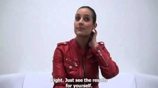 BaCkRoOm CaStİnG  Czech Model Talk About SeX İnterview 5 ( falešné Agent české  dívky mluvit o SeXu)