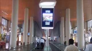 TIMES OOH Mumbai international Airport T2 High street Pkg L3 SWP Travelator area Dt.20.09.14