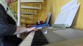 Barbie Coeur de princesse version piano