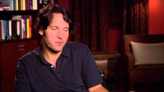This Is 40: Paul Rudd On Working With Maude And Iris Apatow 2012 Movie Behind the Scenes