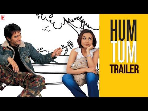 Hum Tum | Official Trailer | Saif Ali Khan | Rani Mukerji-hdvid.in