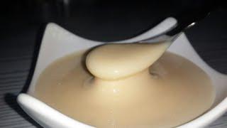 الحليب المكثف المحلى