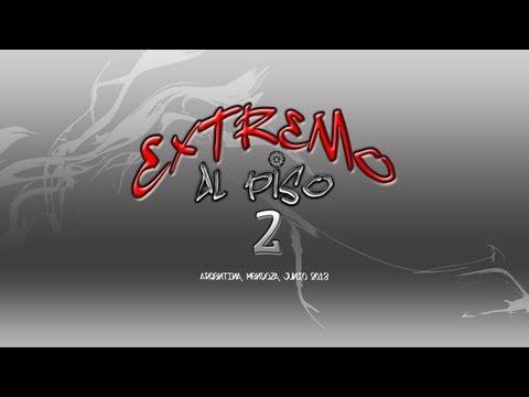 2° Extremo al piso Argentina Mendoza Junio 2013