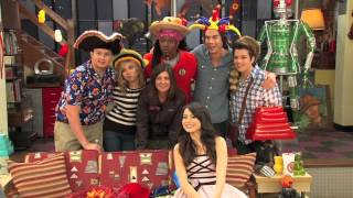 iCarly iGoodbye Behind the Scenes clip!