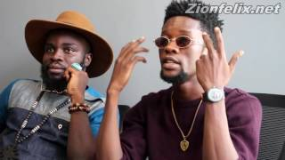 Exclusive Interview with Manifest, Brymo & Worlasi