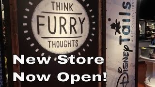 Magical Mondays #67 - Disney Tails Now Open at Disney Springs!