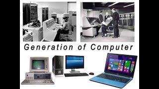 Generation of Computer in Bangla (Computer Fundamentals Pert-2)